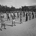 In het strafkamp te Vught, zijn 7000 Nederlandse collaborateurs en landverraders, Bestanddeelnr 900-4268.jpg