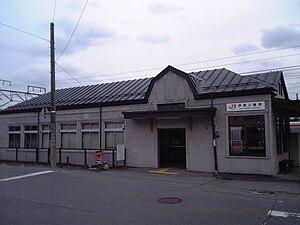 Ina-Yawata Station - Ina-Yawata Station, December 2009