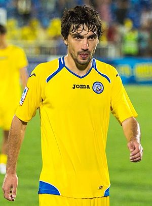Inal Getigezhev - With FC Rostov in 2012