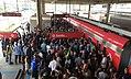 Inauguração da Linha 13 na Estação Engenheiro Goulart.jpg