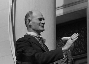 Paul B. Johnson Jr. - Johnson at his 1964 inauguration