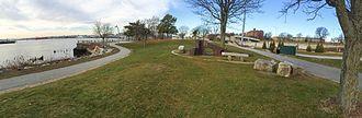 India Point Park - Image: India Point Park Providence RI