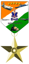 Indian Navy barnstar of merit.png