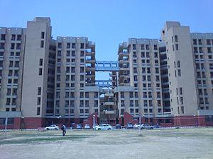 Guru Gobind Singh Indraprastha University - Residential Student Halls at university's Dwarka campus