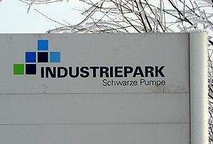 Industriepark Schwarze Pumpe Die vollständigen