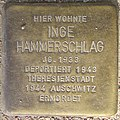 Inge Hammerschlag - Sierichstraße 140 (Hamburg-Winterhude).Stolperstein.crop.ajb.jpg