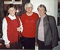 Ingegärd Klum & cousins 2004.jpg