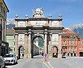 Innsbruck - Triumphpforte6.jpg