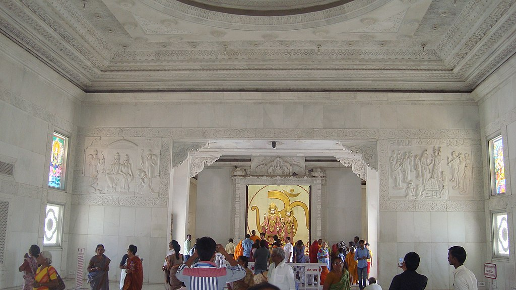 File Inside Birla Mandir Jaipur Jpg Wikimedia Commons