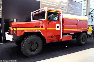 ACMAT - ACMAT VLRA fire appliance