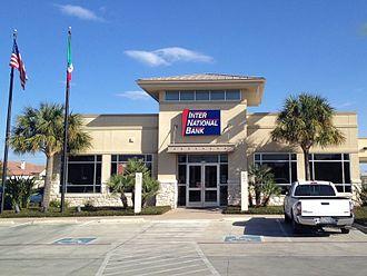 Inter National Bank - Inter National Bank Laredo Branch, Laredo, Texas