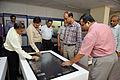 Interactive Digital Books - Narendra Kumar Sinha Visit - National Demonstration Laboratory - NCSM - Kolkata 2016-03-02 2041.JPG