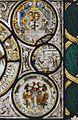 Interieur, glas-in-loodpaneel met gebrandschilderd glas, detail - Doorn - 20362505 - RCE.jpg