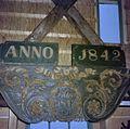 Interieur, voorbaard van de vroegere zaagmolen Ons Genoegen uit Alblasserdam, opgesteld in de Riekermolen in Amsterdam-Buitenveldert - Amsterdam - 20365597 - RCE.jpg