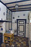 interieur keuken met keukenkast met neogotische tracering - mill - 20343664 - rce