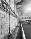 interieur met gedeelte rechter binnen-zijgevel. - amsterdam - 20014418 - rce