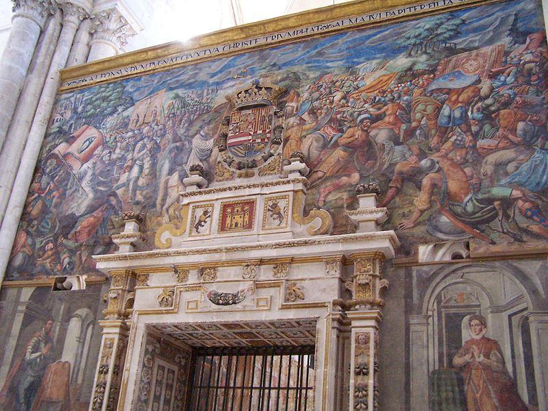 Interior del Monasterio de las Huelgas.jpg