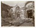 Interior work - marble blocks and the construction of Astor Hall (NYPL b11524053-489632).tiff