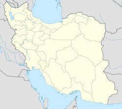 Chaleh Tarkhan is located in Iran