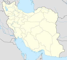 Əligodərz is located in İran