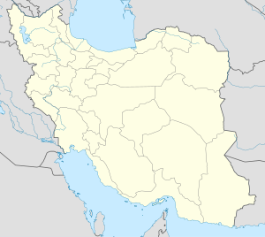 Isfahan is located in Iran