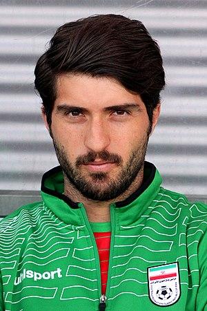 Karim Ansarifard - Ansarifard at Stadion Hartberg during a match between Iran and Montenegro