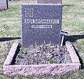 Irja Browallius, Lidingö kg.JPG