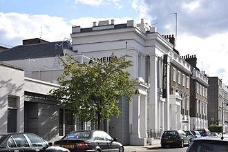 Almeida Theatre - Almeida Theatre in June 2011