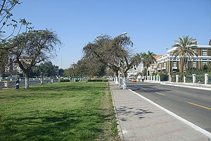 Ismailia - Image: Ismailia Salah Salim St