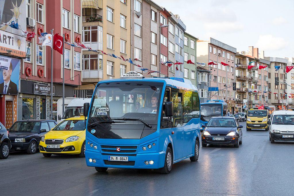 Istanbul minibus 04