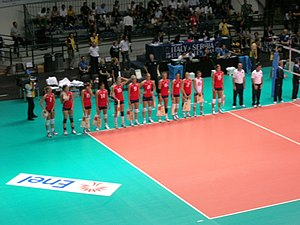 Croatia women's national volleyball team - Croatia women's national volleyball team of 2011