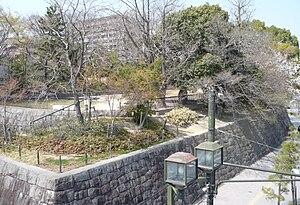Itami, Hyōgo - 有岡城趾 Arioka Castle Itami