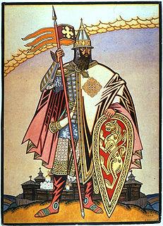 Igor Svyatoslavich Rus' prince