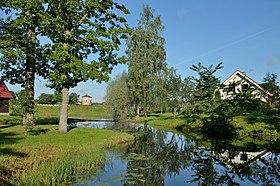 Jõelähtme jõgi Kiviloo külas.jpg