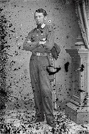 John McLeod Murphy - John McLeod Murphy, c. 1862 as Col. of the 15th New York Regiment of Engineers
