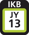 JR JY-13 station number.png