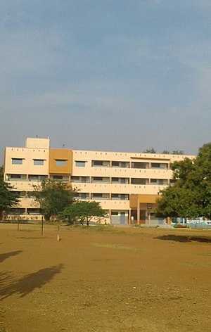 Hullahalli - JSS Highschool, Hullalli