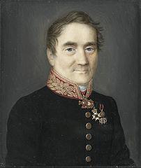 J C de Brunett. Consul-generaal van Rusland te Amsterdam