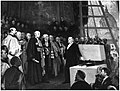 J Wencker La pose de la première pierre de la nouvelle Sorbonne, le 3 août 1885.jpg