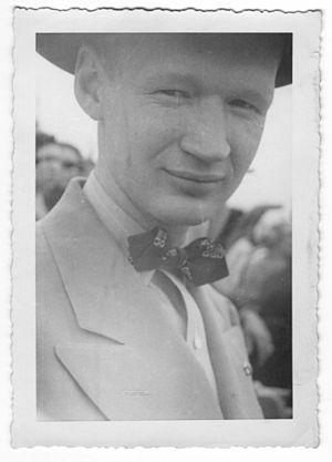 Jack Speer - Jack Speer, ca. 1938