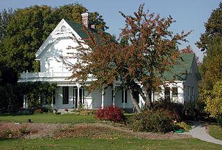 Jacob Zimmerman House United States historic place