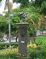 Jaguaré - Monumento à Saúde, Pça William Colgate.JPG