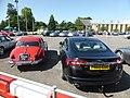 Jaguars 51 years apart (36042657125).jpg