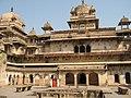 Jahangir Mahal, Orchha.jpg