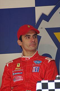 Jaime Melo Brazilian racing driver