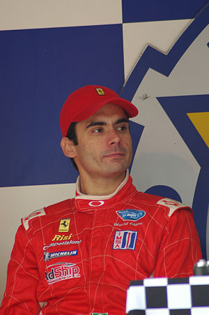 Jaime Melo - Melo at the 2009 Le Mans 24 Hours.