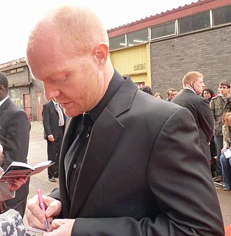 Jake Wood - Wood at the 2011 British Soap Awards