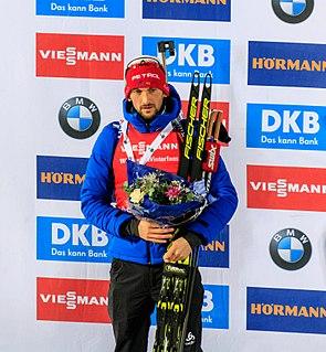 Jakov Fak Slovenian biathlete, Croatian biathlete