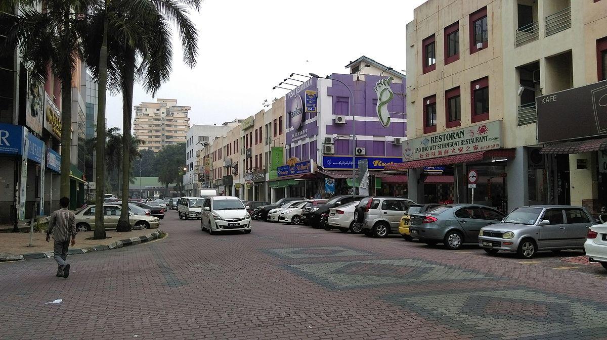 Bandar Baru Klang Wikipedia Peci By Beringin Jaya Pad