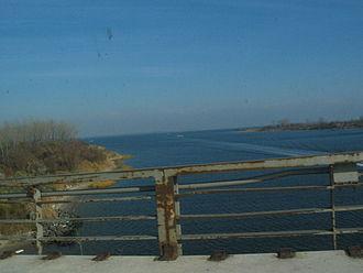 Jamaica Bay - Jamaica Bay seen from Belt Parkway